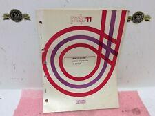 DEC DIGITAL Core Memory MM11-D/DP Core Memory Manual as pictured