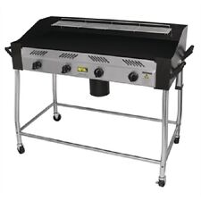 Buffalo LPG Barbecue Propane Griddle - GL179  Outdoor Catering BBQ Festivals