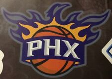 "Phoenix Suns 12"" x 11"" Fathead Nba Team Logo Teammate Vinyl Wall Graphics"