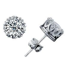 Exquisite White Gold Plated jewelry fashion accessories Woman Earring Fine gifts