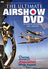 DVD:THE ULTIMATE AIRSHOW DVD - 20 YEARS OF SHOREHAM RAFA AI - NEW Region 2 UK
