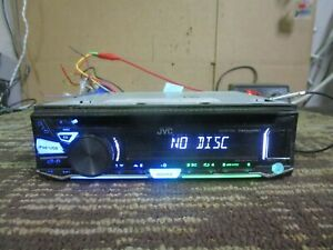 JVC Radio Stereo Audio CD Player Receiver Dash Aftermarket KD-R775S