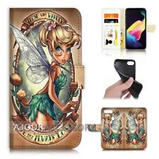 ( For Oppo AX5S ) Flip Wallet Case Cover PB21612 TinkerBell