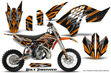 CREATORX GRAPHICS KIT FOR KTM SX65 SX 65 2009-2015 BOLT THROWER ONP