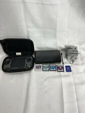 Nintendo 3DS Console Bundle, 4 Games, 2GB SD Card, Charger! TESTED!