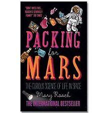 Packing For Mars (Hardback)-Mary Roach