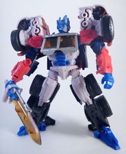 Transformers Reveal The Shield OPTIMUS PRIME Complete Deluxe Rts