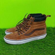 77f80569ec2 Vans SK8 Hi (Men s Size 8) Fits (Women s Size 9.5) Suede Sneakers