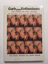 Curb Your Enthusiasm: The Complete First Season (DVD, 2004, 2-Disc Set, Digi-...