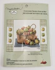 Lanarte Hallmark Marjolein Bastin Cross Stitch Kit 115706 Basket Of Apples