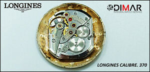Movement Longines 370- Diametro. Of ESFERA.25.41 MM REF.12893363