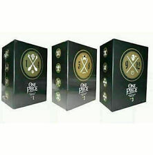 ONE PIECE COLLECTION BOX SET-1-2-3, DVD BOX SETS, SHIPPING IS FREE.