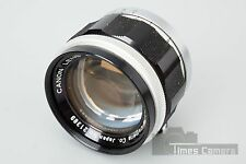 **RESERVED** Canon 50mm f1.4 f/1.4 lens For leica L mount, LTM, M39,L39 JAPAN