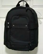 Porsche Design Carry On Luggage Backpack P2000 Black  Padded Cargon 2.5