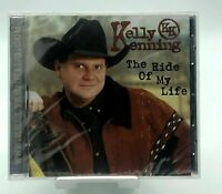 Kelly Kenning - Ride Of My Life - Brand New Factory Sealed CD!