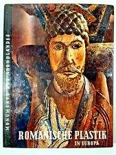 Romanische Plastik in Europa Romanesque Sculpture in Europe 1961 HCDJ German