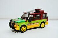 LEGO JP Explorer Truck Dinosaur City Custom Brick Model