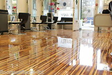 SUPER High Gloss Laminate Flooring **EXCLUSIVE COLOURS** (Price Per 2.1 sqm)