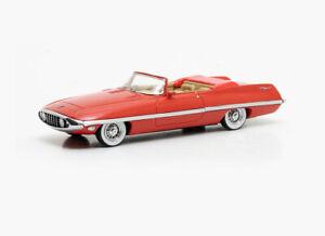 Chrysler Dart Diablo Concept (1957) Resin Model Car 40303-031