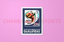 2010 World Cup South Africa Qualifiers Sleeve Soccer Patch / Badge