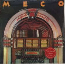 MECO -GREATEST HITS- 1982 MEXICAN LP STILL SEALED DISCO