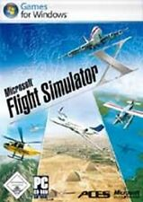 Microsoft Flight Simulator X * Deutsch muy buen estado
