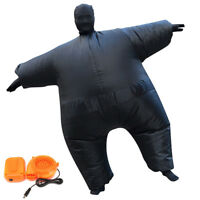 Adult Size Halloween Funny Inflatable Whole Body Suit Costume