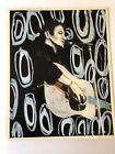 Rich Jacobs Johnny Cash Original Art Mark Gonzales Supreme KAWS Barry McGee
