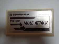 COMMODORE VC-20 / VIC-20 --> MOLE ATTACK (VIC-1912) / CARTRIDGE