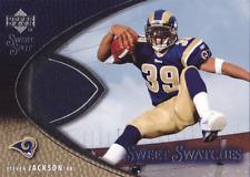 2004 Sweet Spot Sweet Swatches #SWSJ Steven Jackson!