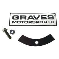 For Kawasaki Ninja 400 2018-2019 Graves Motorsports Steering Stop