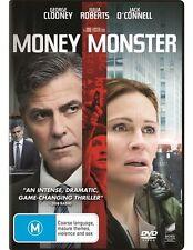 Money Monster (Dvd) Crime, Drama, Thriller George Clooney, Julia Roberts Film