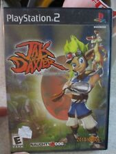 Jak and Daxter: The Precursor Legacy Sony PlayStation 2 PS2 System Game