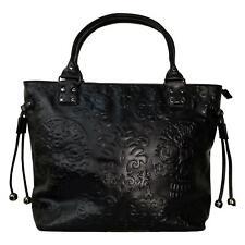 Banned Musette Embossed Gothic Alternative Shoulder Bag
