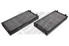 Filter, Innenraumluft MAPCO 67629 für BMW