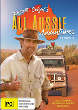 Russell Coight's All Aussie Adventures series 3 DVD R4 New