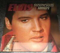 Elvis Presley - Suspicious Minds - Camden CDSV 1206 Rare Cover Uk EX/EX