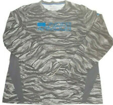Under Armour Men's Hydro Armour UPF 30 Fishing Shirt 1253168 Grey Camo 2XL