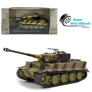 "AFVs of WWII 1:43 German 181 PzKpfw VI Tiger I Ausf. E Heavy Tank - ""312"" 1944"