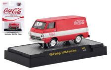 M2 MACHINES 52500 COCA-COLA 1964 DODGE A100 PANEL VAN PRESALE