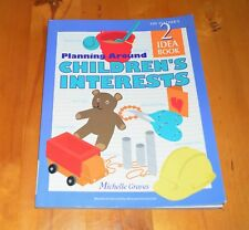 Planning Around Children's Interests Michelle Graves EYLF