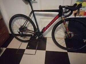 Cannondale super X ciclocross gravel