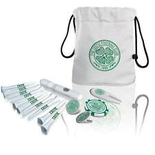 Celtic Fc Tote Bag Golf Golfer Gift Set Tees Ball Marker etc