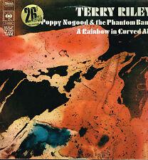 "LP 12"" 30cms: Terry Riley: poppy nogood & the phantom band. CBS"