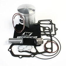 Top End Rebuild Kit-Wiseco Piston/Bearing + Quality Gaskets Kawasaki KX250 88-89