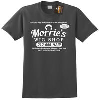 Morrie's Wig Shop Goodfellas Inspired T-shirt - Retro Gangster Film Tee NEW