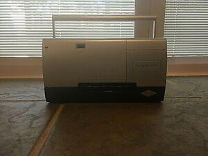 Lexmark P250 Color Inkjet Printer Model 4303-012 Used Silver