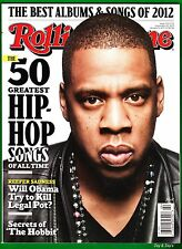 Rolling Stone Issue #1172/1173 (12/20/2012-1/3/2013) 50 Greatest Hip-Hop Songs