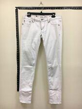 Miss Me Jeans White Denim Sequin pockets EUC!! Women's Size 29