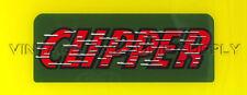 Clipper Flat Ad Glass (AG456)